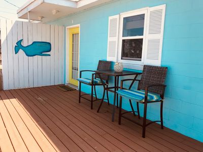 Photo for Ocean View Cottage in Kure Beach - 101 Steps To Beach!