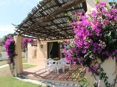 """Photo for Villa 6 """"IN"""": Newly furnished villa with shared swimming pool"""