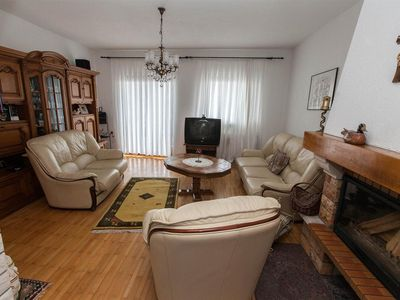 Photo for Three bedroom apartment with balcony and sea view Crikvenica (A-11307-a)