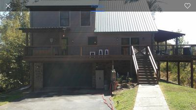 Photo for Serenity Mountain Chalet - Secluded property with beautiful view of the Smokies