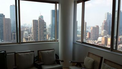 Photo for Midtown Manhattan 34th Floor Fully Furnished 2 BR, 2 Bath Condo, Min 6 Mnth Rent