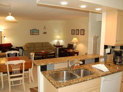 Photo for Siesta Beach House #202 Ground Floor, Beautiful updated Unit