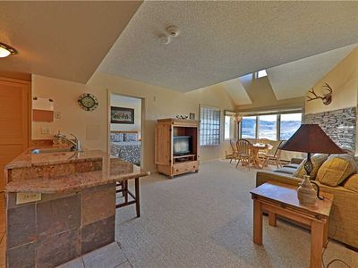 Photo for Newly remodeled Granby Ranch ski condo with huge loft that sleeps two
