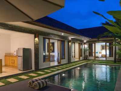Photo for Lotus 2 bedroom villa in Sanur