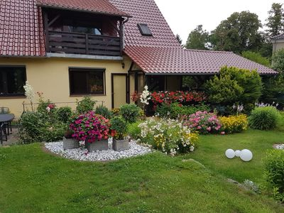 Photo for Holiday apartment Auszeit in Bad Belzig