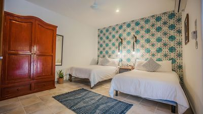 Photo for Award Winning BRIC Hotel and Spa in Playa del Carmen. Room #25