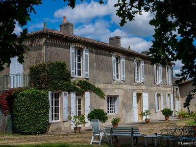 Photo for The Ligassonne, Large House, Quiet, 25 km from Bordeaux