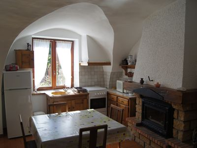 Photo for CHARACTER HOUSE IN QUIET HAMLET FOR MOUNTAIN LOVERS