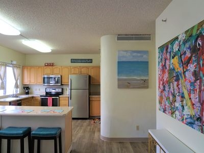 Photo for 2 Bedroom, 2 Bath 2 Parking Sleeps 6 Condo Ground Floor