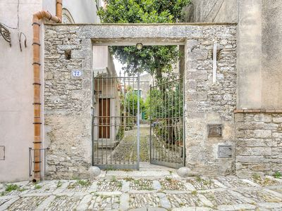 Photo for Inviting Holiday Home in Erice with Garden
