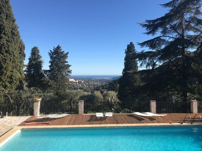 Photo for La Marjolaine - Beautiful 3 rooms with terrace facing South