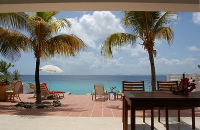 Great Caribbean sea view from your back yard