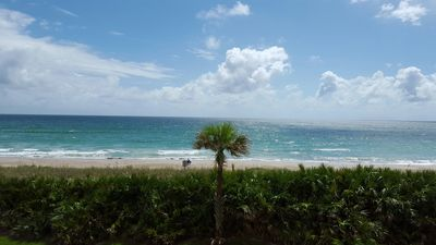 Photo for Oceanfront condo just remodeled, 8th floor 90 day min. Nicest unit in the bldg