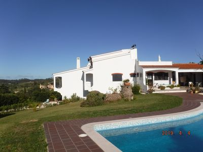 Photo for Private Villa V7 with village views, Pool, BBQ, Garden