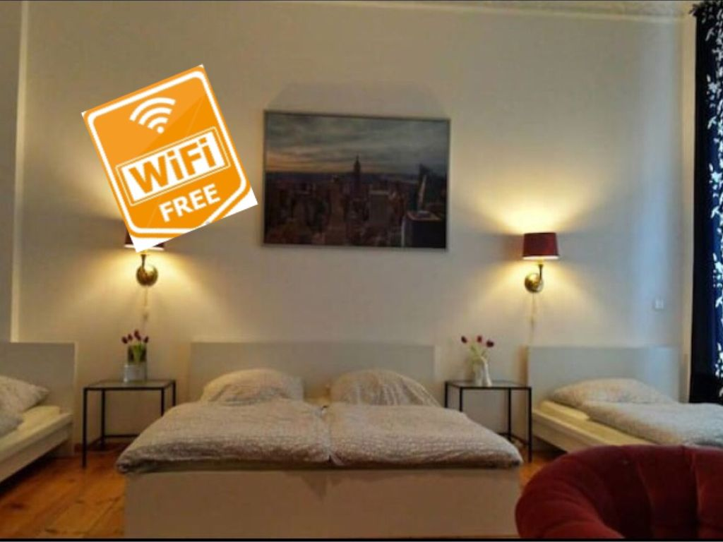 Nice Apartment Central for you Berlin Friedrichshain