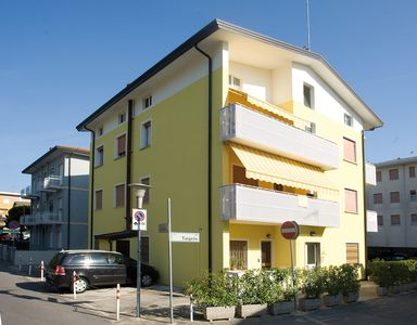 Photo for Holiday apartment with washing machine and balcony