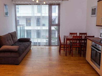 Photo for Two floor apartment with two bedrooms (BPP 7. 3.7) - Baltic Park Plaza (BPP7 3.7.)