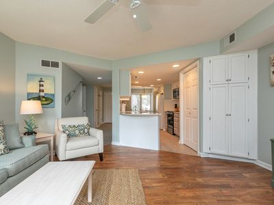 Photo for Beach Arbor-Great Convenient Location-2 blocks to Beautiful Beach, Coligny Plaza
