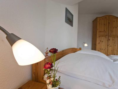 Photo for Double room upstairs with shower - Am Heverstrom