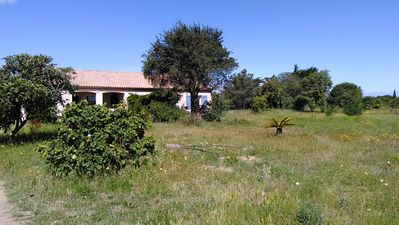 Photo for NICE VILLA WITH OUTDOOR JACUZZI 10MN DRIVE TO THE BEACH