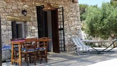 Photo for Holiday house Santa Maria Di Leuca: Typical trullo inside the Regional Park