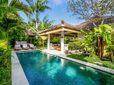 Photo for Exquisite Beach Location 3 Bedroom Villa, Seminyak""