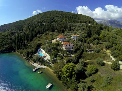 Photo for A Secluded Bay, Exquisite Seafront Villa