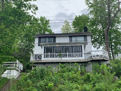 Photo for NEW! Charming Beach House, Great Views, One Block to Best Beach in Area