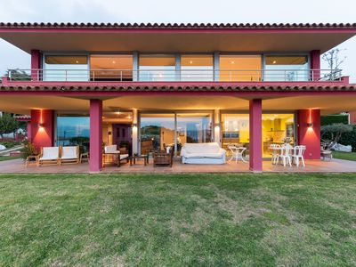 """Photo for """"Casa Canyers"""", beautiful modern villa 10 minutes walk from the beach."""