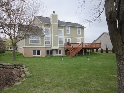 5bd Home On A Golf Course! Perfect For Family Retreat