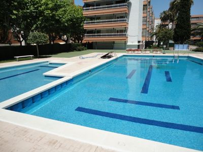 Photo for Santa Eulalia with pool and close to the beach