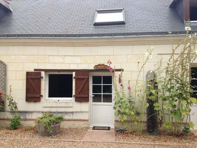 Photo for CHARMING AND TRANQUIL COTTAGE IN LOIRE WINE COUNTRY