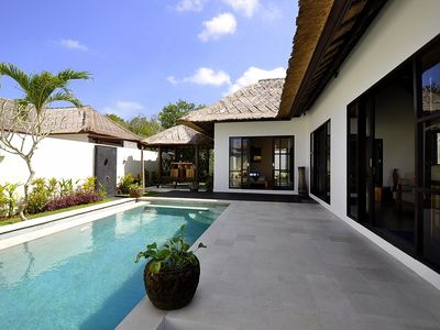Photo for Homely villa Bali 3 bedrooms, Ungasan