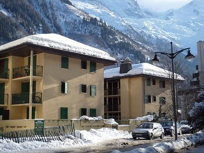 Photo for Apartment Blanc Neige in Chamonix - 3 persons, 1 bedrooms