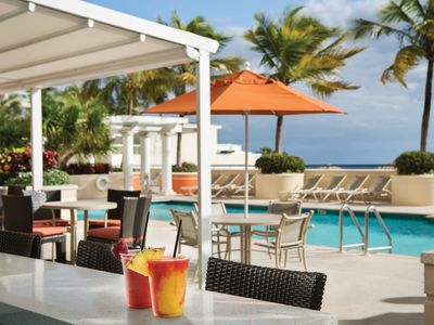 Photo for 6 night stay at Marriott's Beach Place Towers. 2 Room Villa. Sleeps 8