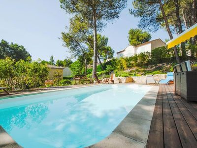 Photo for The houses and villas of Pont Royal in Provence - Maeva Individual - Comfortable villa with pool for 6 people