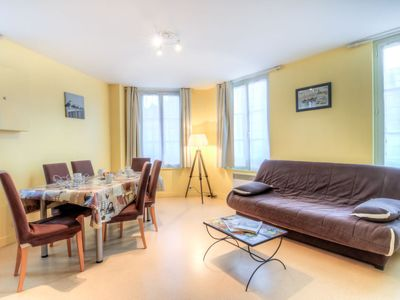 Photo for Apartment Orléans in Deauville-Trouville - 5 persons, 2 bedrooms