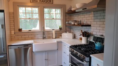 Photo for Sag Harbor Beach Cottage