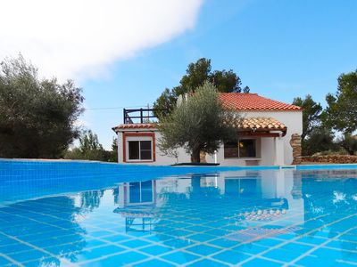 Photo for Fully Appointed Traditional Country Finca With Private Pool