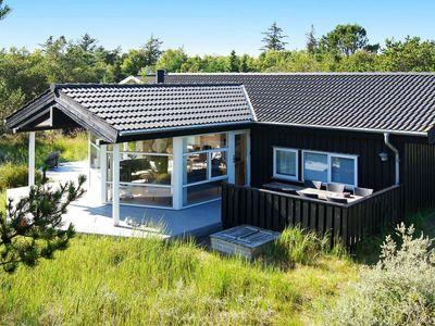 Photo for Rustic Holiday Home in Ålbæk with Private Whirlpool