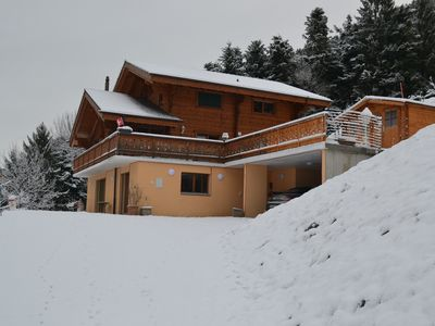 Photo for Seasonal rental Chalet 8 People Proximite Ski / Rando