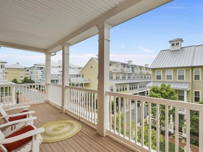 Photo for Newly Renovated Four-Story Townhome with Breathtaking Views