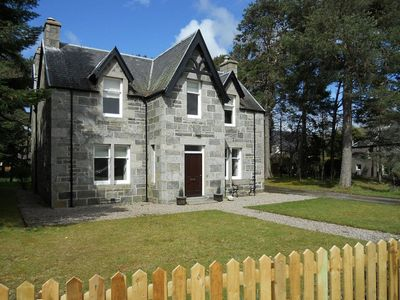 Photo for 4 bedroom accommodation in Newtonmore, near Aviemore