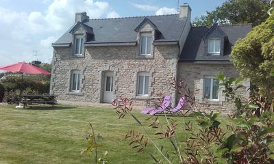 Photo for Brittany house south Finistère, in the countryside, quiet, independent, wifi