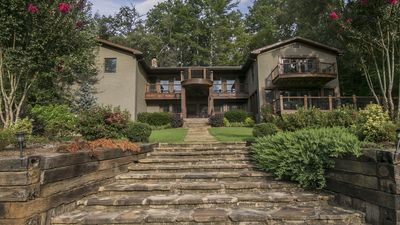 Photo for 10,000 Sq. Ft., 9BR-6BA, Indoor Racqtball/Basketball, 14Acres-TroutStream