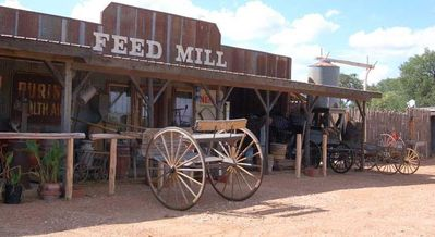 Photo for The Feedmill at River Road Ranch - Country Property just a short drive to downtown Fredericksburg