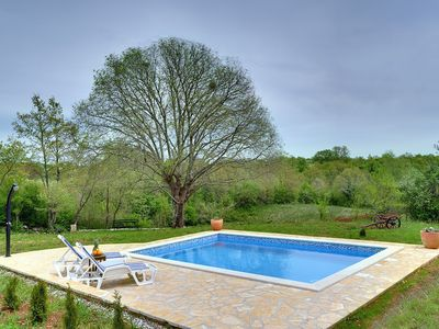 Photo for Holiday house Zminj for 8 persons with 4 bedrooms - Holiday house