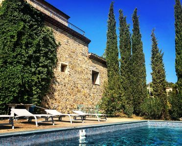 Photo for 19th Century Maison-De-Maitre With Private Pool