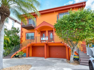 Photo for SEASIDE VILLAS - Deluxe 8-Bedroom Siesta Key Townhouse Vacation Rental - With Heated Pool