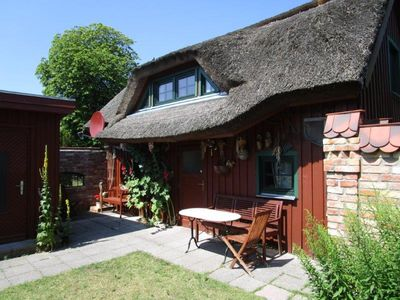 Photo for Darßer cottage with a thatched roof in a long-established Prerower family